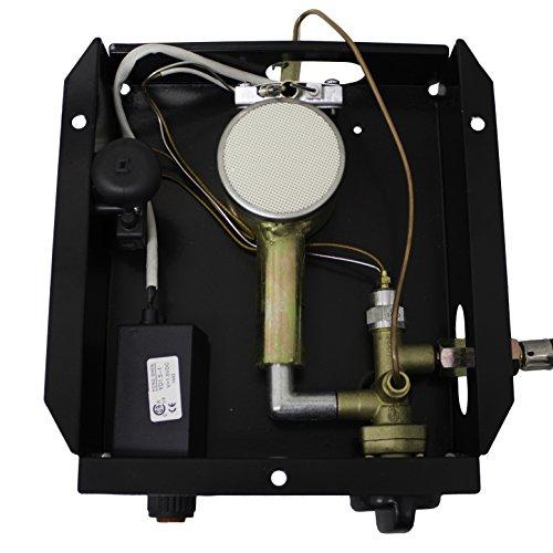 Az Patio Heaters Sgt Burner 3bolt 3 Bolt Hole Pattern Burner For Square  Glass Tube Patio Heater