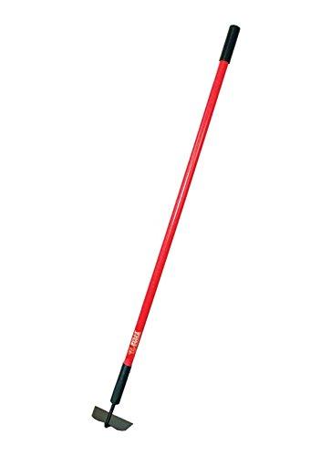 Bully Tools 92353 12-gauge Garden Hoe With Fiberglass Handle