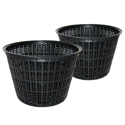 Algreen Pond Plant Round Basket 2 Pack 55 x 4