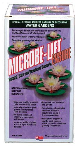 Microbe Lift 1-Quart Pond Microbe-Lift Ensure Pond Plant Food ENSUREQ