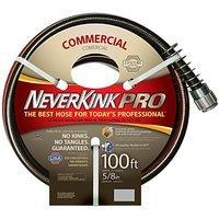 Neverkink 8844-100 Series 4000 Commercial Duty Pro Garden Hose 58-inch By 100-feet