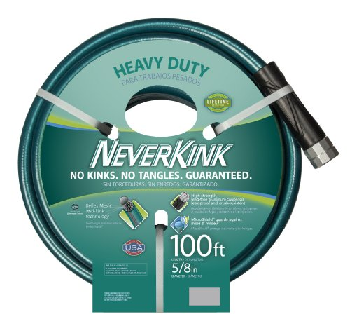 Neverkink Series 8615-100 Series 2000 Ultra Flexible Garden Hose 58-inch By 100-feet