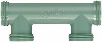 Orbit Irrigation Products 57182 Drip Irrigation Manifold 2-Port - Quantity 1