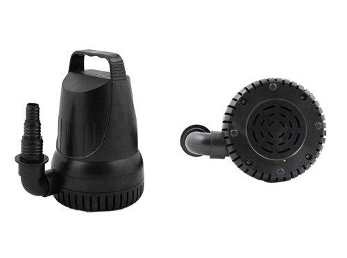 Jebao 3170 GPH Submersible Magnetic Drive Pump for Koi Fish Pond Fountain Waterfall USA