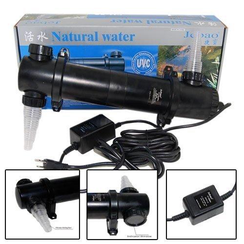 Jebao 36w Aquarium Koi Fish Pond Uv Light Sterilizer