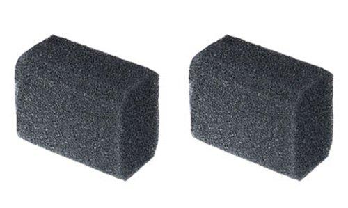 2 Pondmaster Aquabelle Replacement Foam Filter Blocks