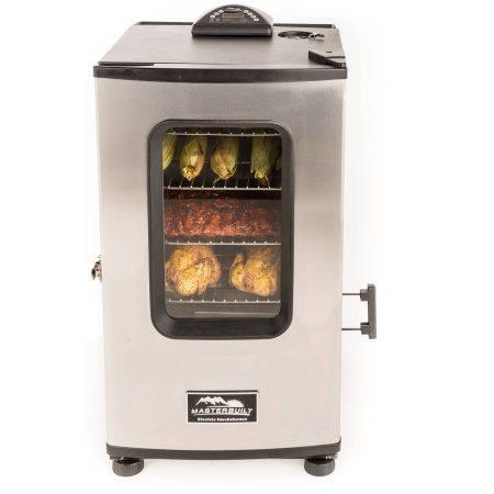 Masterbuilt 30 Electric Smoker with Window Model 20070411