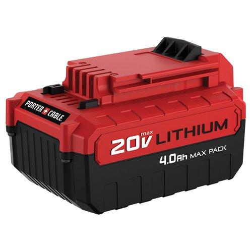 Porter Cable Pcc685l 20-volt Max Lithium Ion 40-amp Hour Pack Battery