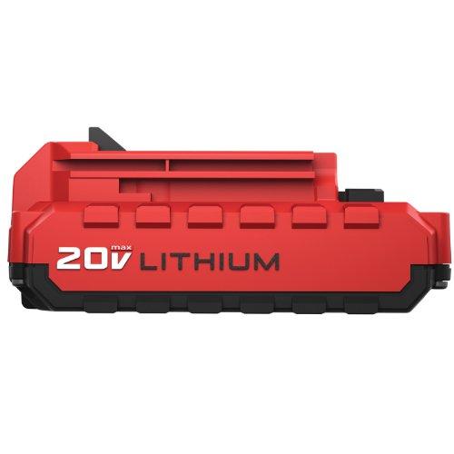 Porter-cable Pcc680l 20-volt Lithium Ion Battery