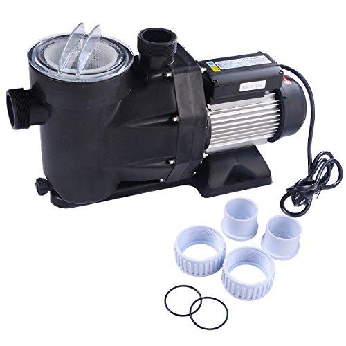 Goplus&reg 15hp Swimming Pool Electric Pump Water Pump Spa Dc 5040 Gph 1-12&quot Npt