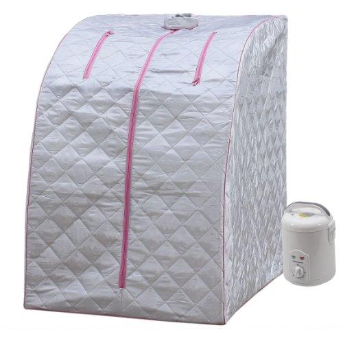 Durherm Portable Personal Folding Home Steam Sauna