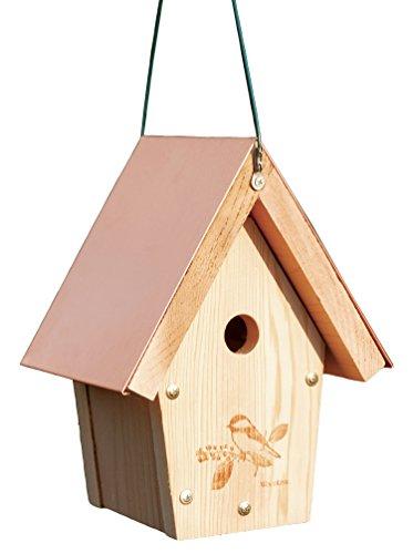 Woodlink Copch Coppertop Chickadeewren Bird House