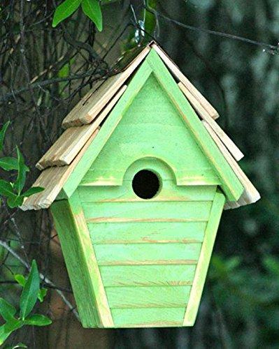 Wren in the Wind Bird House