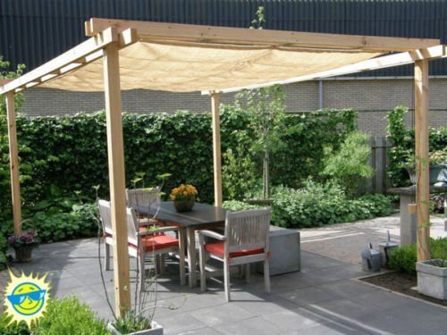 Shatex&nbsp10ftx16ftnbsp90 Uv Block Outdoor Sunscreen Shade Panel&nbsppatiowindowrv Awning Taped Edge With Grommet