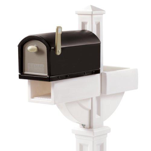 Step2 Mailmaster Hudson Mailbox With Planter