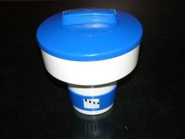Floating Chlorine Tablet Dispenser For Swimming Pools