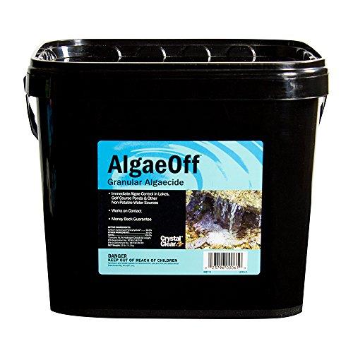 Crystalclear Algaeoff String Algae Remover 25 Lb Bucket