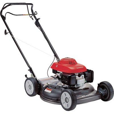Honda 21 Side Discharge Gas Self Propelled Lawn Mower Lawnmower - Hrs216ska