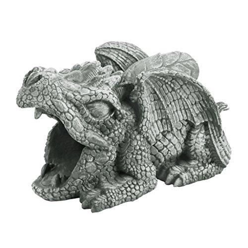 Design Toscano Darian The Dragon Gutter Guardian Downspout Halloween Statue