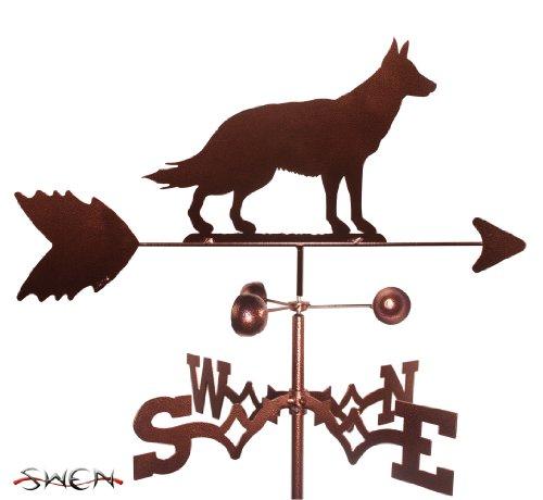 GERMAN SHEPHERD Dog Weathervane