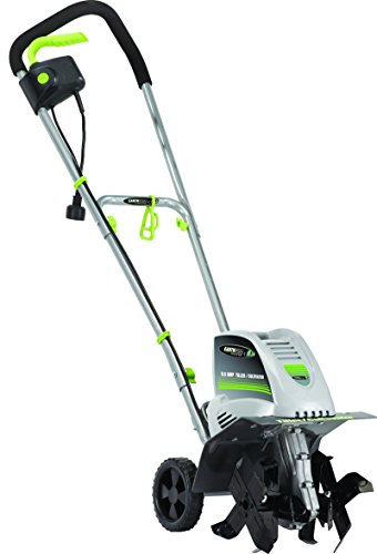 Earthwise 11-inch 85-amp Corded Electric Tillercultivator Model Tc70001