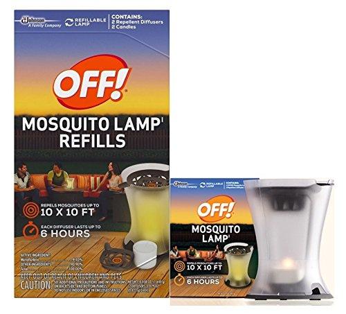 Off Mosquito Lamp U0026 Refills