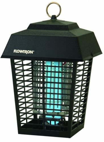 Flowtron Electronic Bug Zapper Insect Mosquito Fly Killer Electric Outdoor Cover 12 Acre