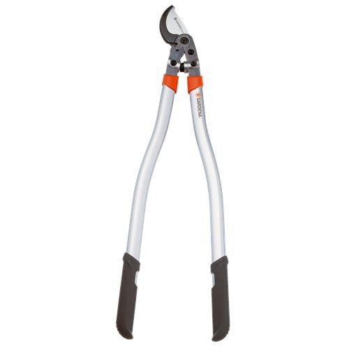 Gardena 8711 30-Inch Bypass Pruning Lopper With 1-12-Inch Cut Ergonomic Aluminum Handles