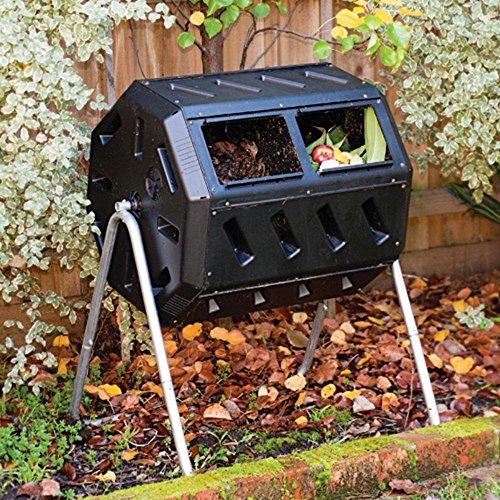 Making CompostTumbler ComposterTumbling ComposterWorm CompostingCompost Bin PlansHome CompostingGarden Compost Bin Color Black