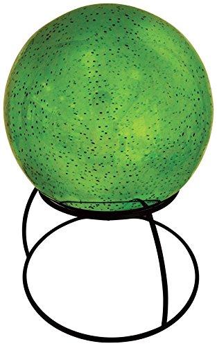 Garden Accents Zac845007 Tabletop Garden Globe Set Green 8 High Pack Of 4