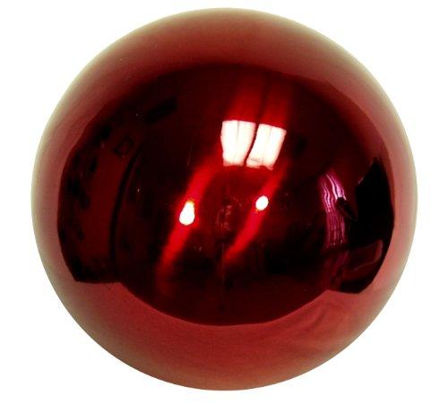 Echo Valley 8705 10-Inch Stainless Steel Gazing Gazing Globe Red