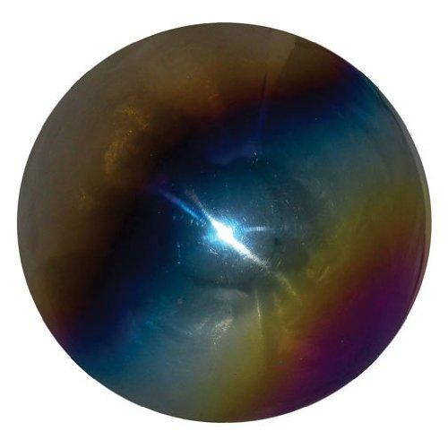 Vcs Rnb06 Mirror Ball 6-inch Rainbow Stainless Steel Gazing Globe