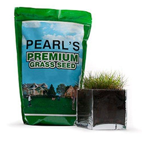 Pearls Premium Grass Seed Shady Mix 5 Lbs