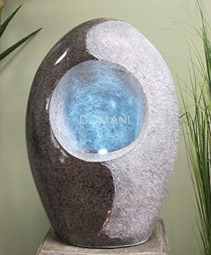 Welland Yin Yang Garden Urn Fountain