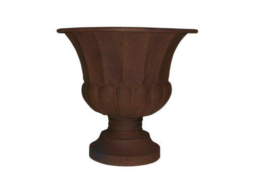 Gardman 8231 Grecian Style Rustic Urn Planter 16 Long x 16 Wide x 16 High