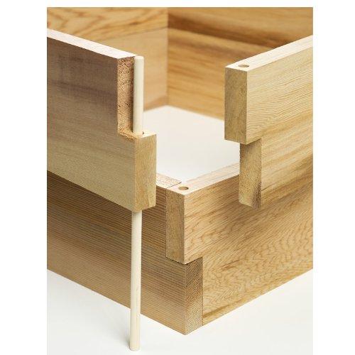 All Things Cedar Vegetable Box Raised Garden Bed 4