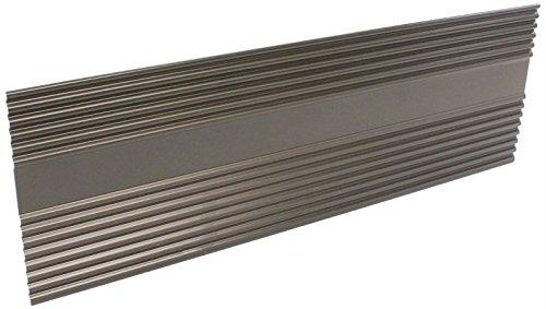 Permaloc Corporation 12075 Profile Bronze Duraflex