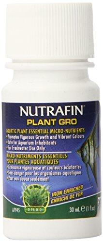 Nutrafin Plant Gro Aquatic Plant Essential Micro-nutrient, 1-ounce