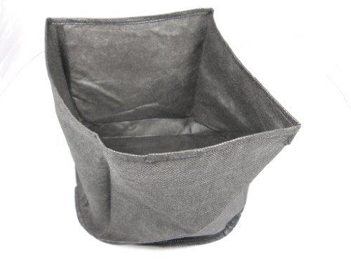 Flexible Fabric Koi Pond Water Garden Plant Baskets x 3 Pack 6 Size