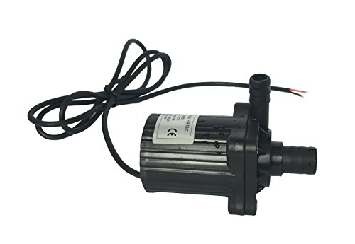 Fortric Zkwp02 140gph Dc 12v 14.4w Mag Drive Centrifugal Pump Submersible Water Pump Aquarium Pool Pump For Garden
