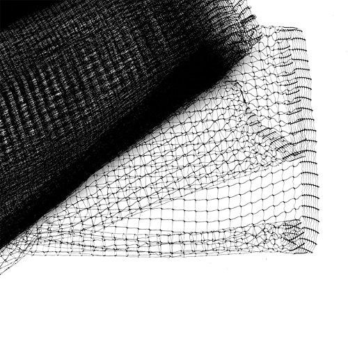 Bird B Gone Un-341 Garden Bird Netting Mesh 34-inch By 14-feet By 100-feet Black