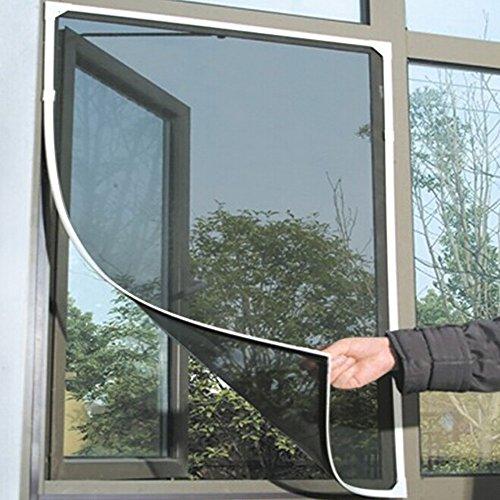 DIY Self-adhesive Mosquito Net Anti-Mosquito Bug Insect Curtain Mesh Indoor Door Window Screen Netting New