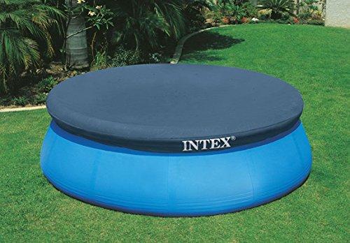 Intex 10 Easy Set Swimming Pool Debris Vinyl Cover Tarp 28021E New