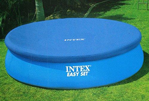 Intex 18 Easy Set Swimming Pool Debris Vinyl Cover Tarp