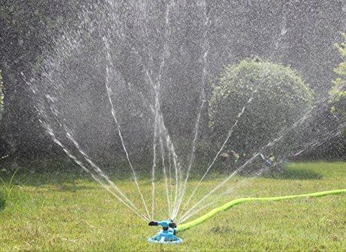 Mylifeunit Automatic Garden Lawn Impulse Sprinkler 360 Degree Rotation