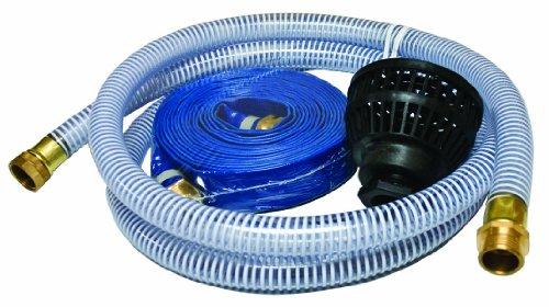 Powermate Pa0650200 Water Pump 1-inch Hose Kit