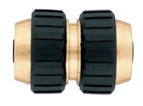 2 Pack - Orbit Heavy Duty Brass 58 Water Hose Repair Mender