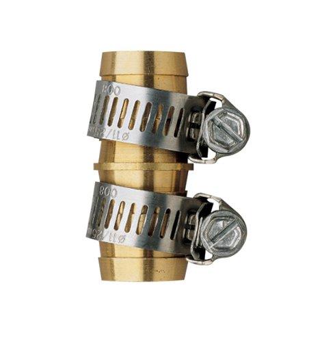 Orbit Brass 58 Water Hose Repair Mender with Clamps