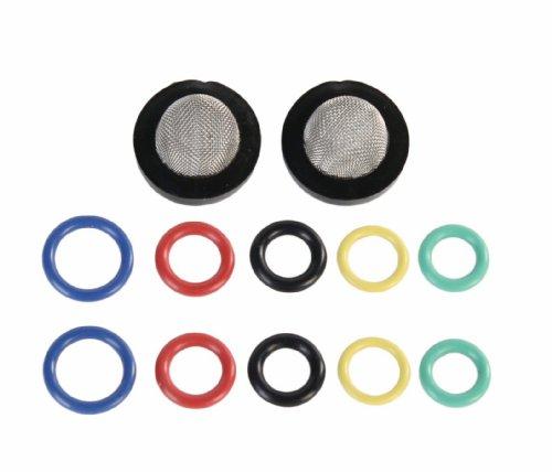 Etd Inlet Water Garden Filter And O-ring Kit For Pressure Washer Guns Wandsamp Hoses