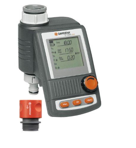 Gardena 1810 Comfort 3-Cycle Digital Water TimerComputer C 1030 Plus